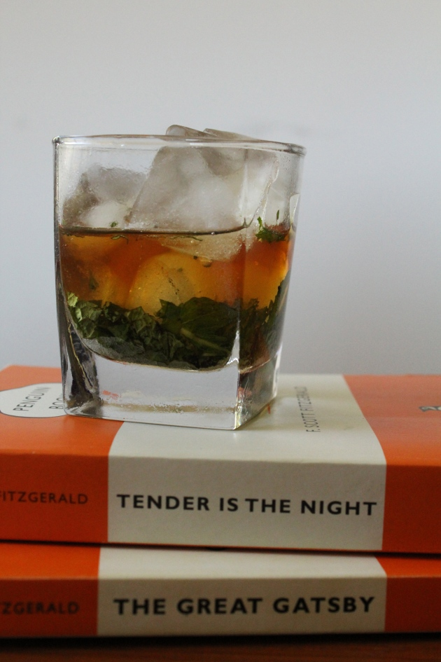 mint julep and f. scott fitzgerald