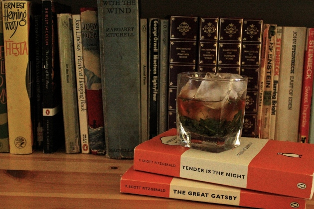 literary drinking
